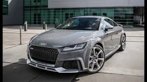 2018 audi grey. fine audi the 400hp 2018 audi ttrs 5cylturbo  dragstrip monster nardo gray  sports exhaust intended audi grey 5