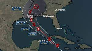 Hurricane and storm surge watches were issued friday morning for several gulf coast states as tropical storm ida barreled toward the southern u.s., with forecasters warning it could rapidly. Oe Fjfbaeab8hm