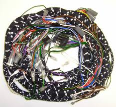 mgb 1967 68 main & dash wiring harness (525) Dash Wiring Harness Dash Wiring Harness #44 dash wiring harness ram 2500 diesel 2005