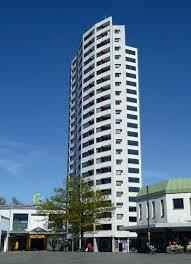 Aalto Hochhaus Apartment Building Germany Bremen Free Image