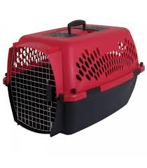 Aspen Pet Fashion Porter Pet Carrier 26 2x18 6x16 5in Deep Red Black Pet Warehouse Philippines
