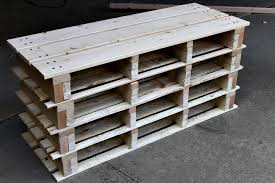 awesome shoe storage bench made from pallets inspiring ideas design