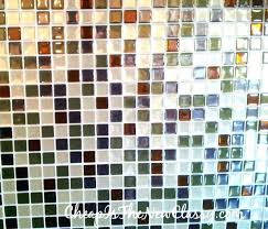 l and stick mosaic