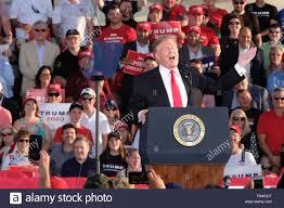 Montoursville, Pennsylvania, USA. 20th May, 2019. President DONALD J. TRUMP  campaigns in Montoursville, Pennsylvania. Credit: Preston Ehrler/ZUMA  Wire/Alamy Live News Stock Photo - Alamy