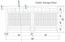 what size is a standard garage door standard double garage door size standard garage size garage