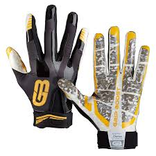Cheap All White Cutter Football Gloves Find All White