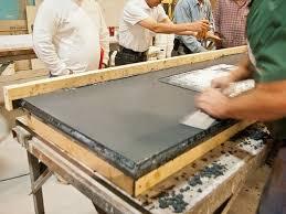 building concrete countertop fo pour in place concrete countertop forms 2018 granite countertop colors