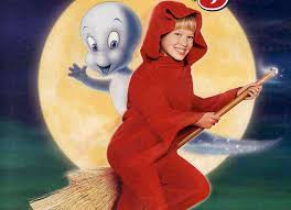 casper and wendy. hilary duff recreated her \ casper and wendy )