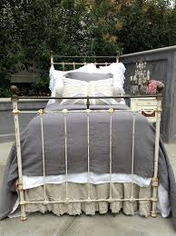 antique iron beds. Antique Iron Bed Twin Size Just Bought A Very Similar Full For Guest Room Rod Black Beds C
