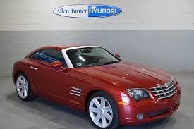 chrysler crossfire convertible red. chrysler crossfire convertible red