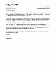 Best Teacher Cover Letter Cover Letter Special Education Teacher No
