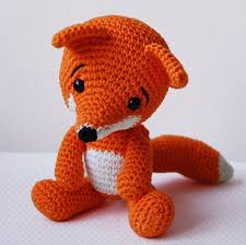 Crochet Fox Pattern Stunning Amigurumi Crochet Fox Pattern Lisa The Fox Softie Plush Etsy