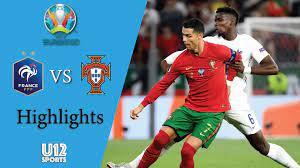 ไฮไลท์ฟุตบอลยูโร 2020 รอบแบ่งกลุ่ม โปรตุเกส พบ ฝรั่งเศส - ดูบอลสดออนไลน์ -  ผลบอล - ตารางบอล