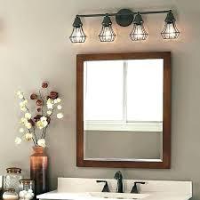 farmhouse style bathroom vanity lights light fixtures charming lighting over mirror above