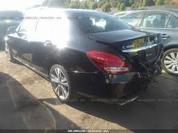 Over 150000 repairable vehicles or vehicles for parts at copart. Salvage Title 2018 Mercedes Benz C Class 2 0l For Sale In Los Angeles Ca 28602260 Sca
