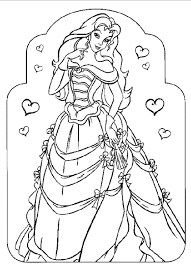 Love Princess Coloring Pages 590 Princess Coloring Pages Coloring