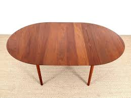 teak dining tables danish mid century modern model solid table by peter for d