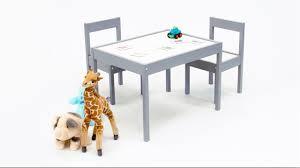 dorel living baby relax hunter pc kiddy table chair set gray and uk da customthumbnail