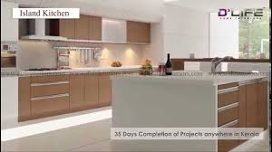 Interiors Of Kitchen Modern Kitchen Designs With Accessories By Dlife Home Interiors