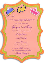 Baby Shower Invitation Cards Baby Shower Cards