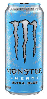 monster energy blue. Interesting Monster Amazoncom  Monster Energy Ultra Blue 16 Ounce Pack Of 24 Grocery U0026  Gourmet Food And Blue S