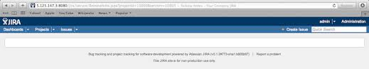 Jira Unable To Load Custom Release Notes Template Due To 'differing ...