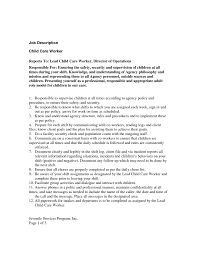 Child Care Assistant Resume Sample Free Resume Example And