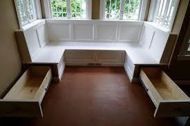 Image of: Kitchen Corner Bench Seating With Storage