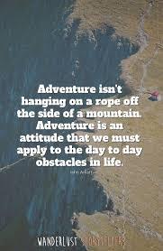 Quotes On Adventure