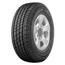 Mastercraft Tires Courser Hsx Tour 255 50r19xl 107h