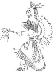 Native American Coloring Sheets Free Native Coloring Sheet Lovely