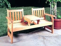diy outdoor furniture plans wood
