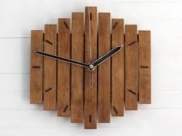 white wood wall clock da vinci clock wood french wall clock skeleton clock pink wall clock