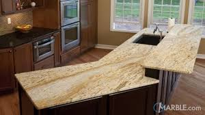 colonial gold granite kitchen island marble com