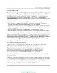 10 Executive Summary Apa Format Energizecor Vallis