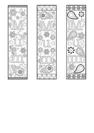 Free Bookmark Templates Free Printable Bookmarks Templates Free Printable Bookmark Template