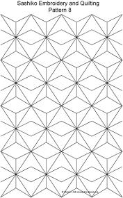 Sashiko Patterns Best Inspiration