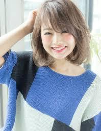 Happyオーラ満開春の小顔ロブas 60 ヘアカタログ髪型ヘア