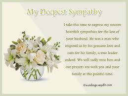 Short Condolence Quotes 86 Wonderful Sympathy Messages For Loss Of Husband Wordings And Messages