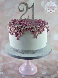 21st Birthday Cakes For Female Images Cake Idea A Babyplanet