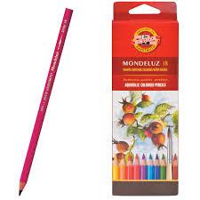 <b>Карандаши цветные</b> акварельные художественные <b>KOH</b>-I-<b>NOOR</b>