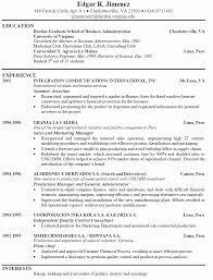 Fashion Merchandising Resume Resume Online Builder