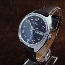 17 best ideas about mens dress watches omega reserved slava glory chunky soviet mens dress watch 26 jewels movement mens watch raketa seiko watch wostok watch 70s watch