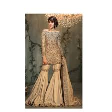 Cheap Designer Gowns Online Gold And Garnet Bridal Gold Ruby And Ivory Combination