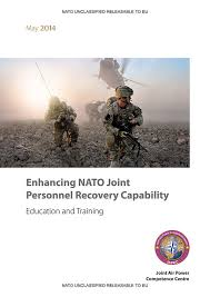 personnel recovery enhancing nato joint personnel recovery capability joint air power