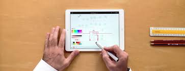 Ipad Design Sketch Archipad Sketch And Doodle To Scale App Design Best