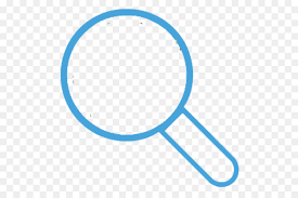 magnifying glass icon blue. Simple Magnifying Magnifying Glass Icon  Blue Magnifying On Glass