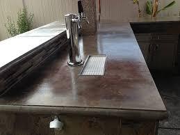 how to create diy concrete countertops concreteideas for z form regarding z concrete countertop forms