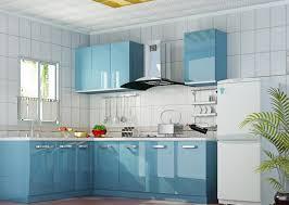 blue kitchens with dark cabinets white wooden kitchen sets