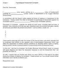 Harassment Letter - Cypru.hamsaa.co